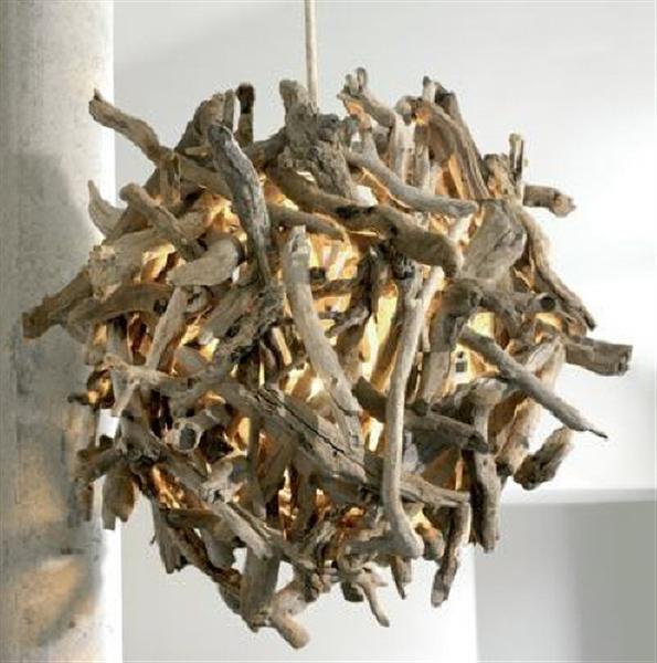 Driftwood Chandelier (Medium)