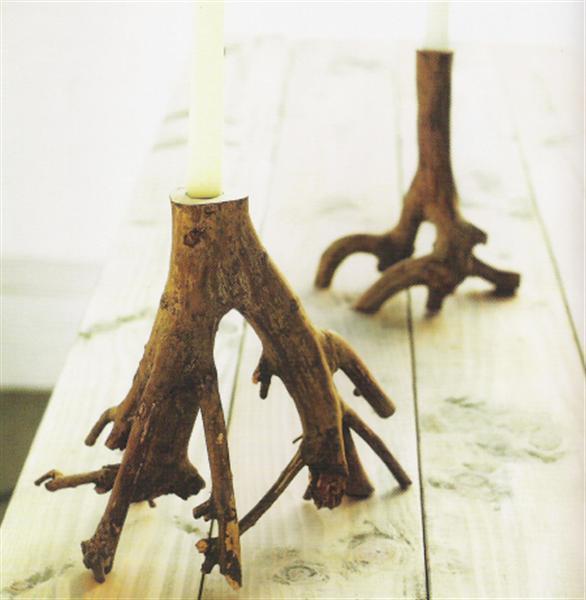 Branch Candleholder (Medium)