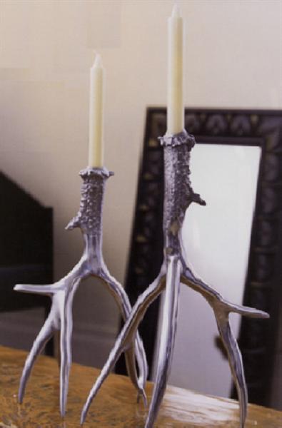 Antler Candleholder (Medium)