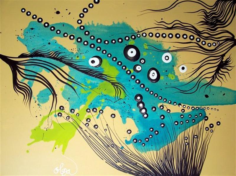 Abstract Art 1 (Medium)