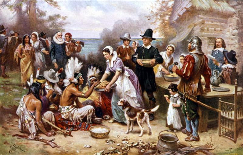 First_thanksgiving (Medium)